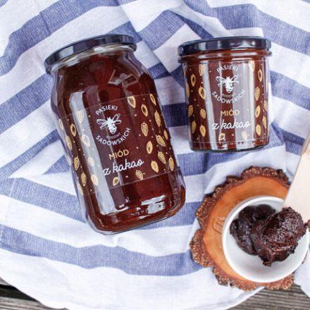 Kulki mocy z miodem z kakao - poznaj przepis na zdrowy smakołyk dla dziecka
