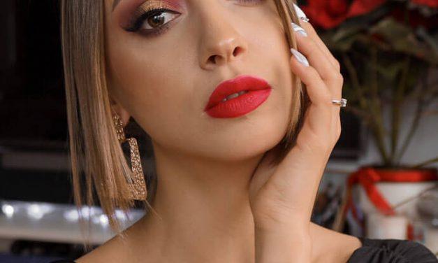 Noworoczny make-up z Eveline Cosmetics