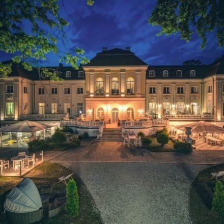 Hotel Pałac Alexandrinum - reklaks dla całej rodziny