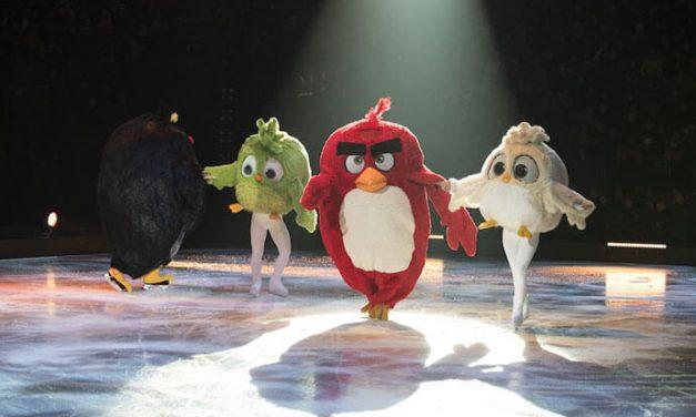 Familijna rewia Angry Birds on Ice – już w lutym w Polsce!