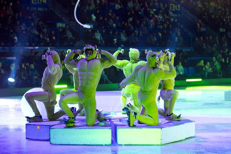 rewia Angry Birds on Ice