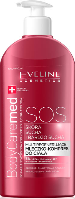 Body Care med SOS Eveline Cosmetics