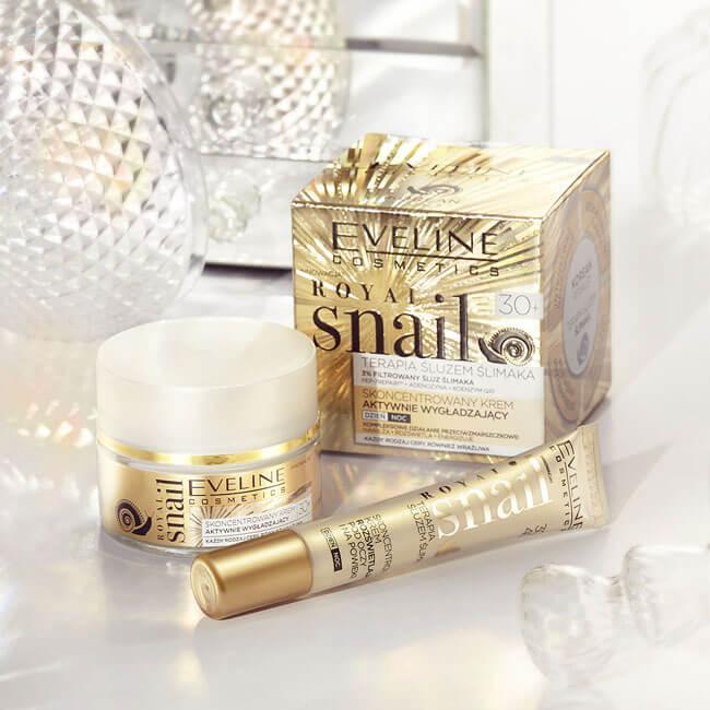 śluz ślimaka Eveline Cosmetics