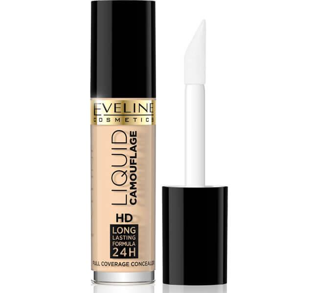 makijaż oka Eveline Cosmetics