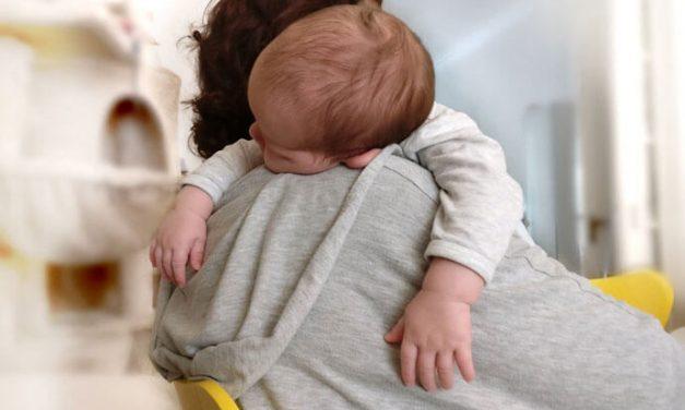 Jak przetrwać izolację z niemowlakiem?