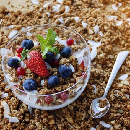 Zdrowa dieta bez wyrzeczeń - poznaj produkty Sante z linii FIT