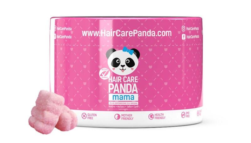 hair care panda dla mam