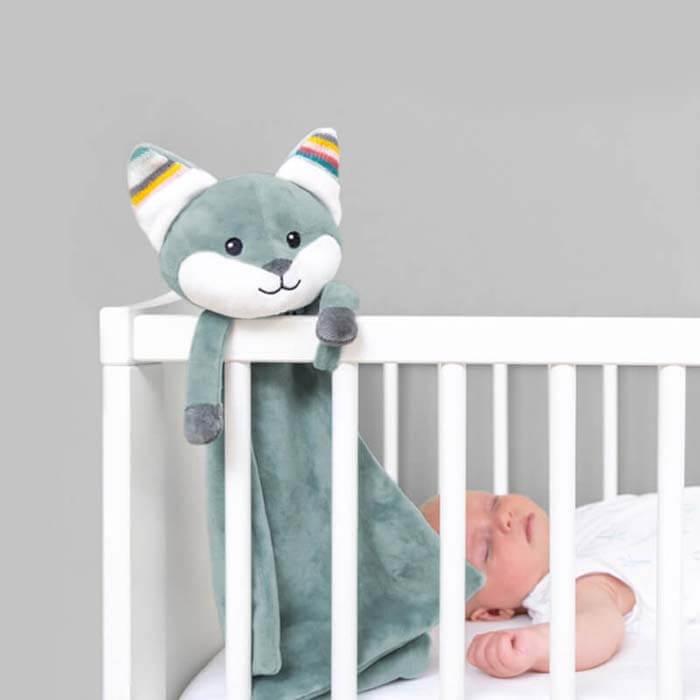 przytulanka szumiąca dla dziecka
