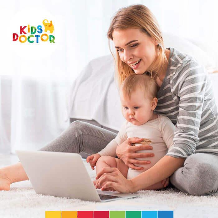 kid's doctor dla rodziców