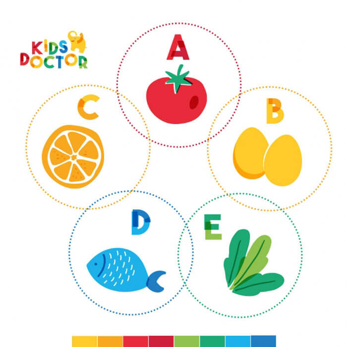 kids doctor dieta