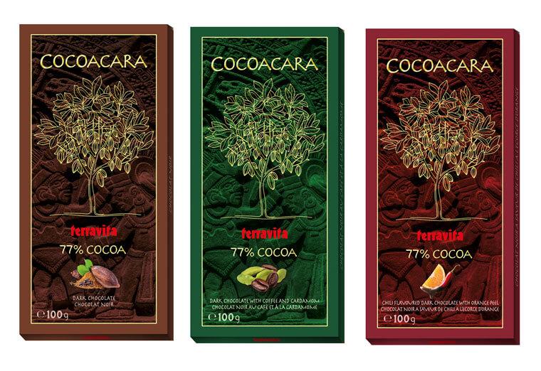 czekolady gorzkie