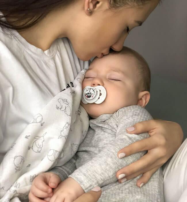 smoczki Lovi dla niemowląt