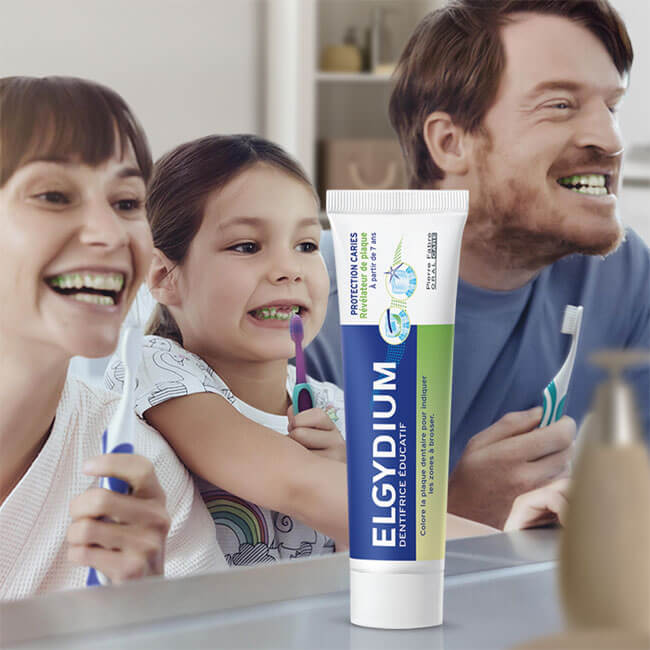 zęby rodzina